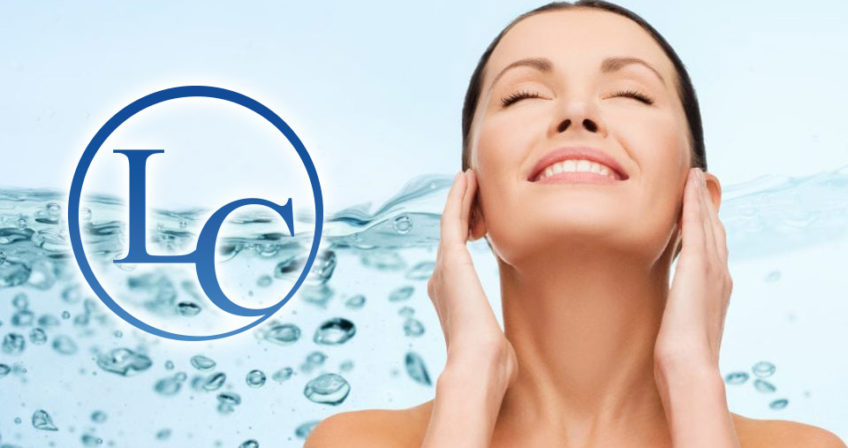 Skin hydration at Laser Clinic Galway