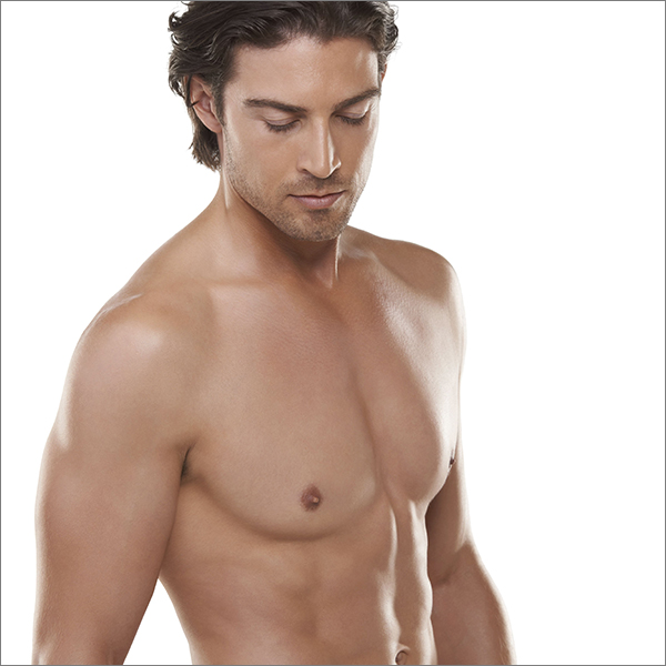 Full body laser hair removal for men at Laser Clinic Galway