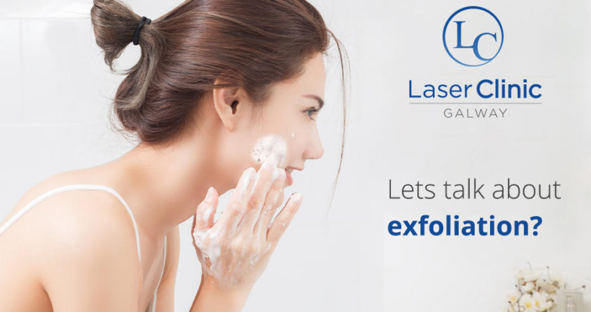 Skin Exfoliation at Laser Clinic Galway